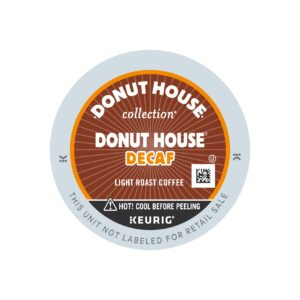 Donut House Collection Light Roast Decaf Donut House Coffee