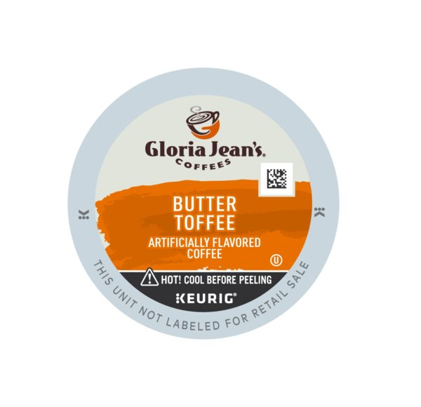 Gloria Jean's Flavored Butter Toffee Coffee