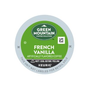 Green Mountain Flavored French Vanilla Coffee