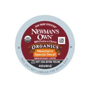 Newman's Own Medium Roast Newman's Special Decaf Coffee